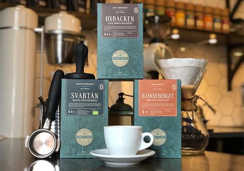 Björklunds Kaffesorter Mikrogrossisten