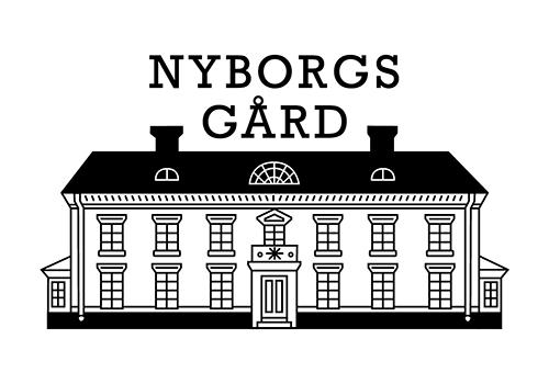 Nyborgs Gård logo Mikrogrossisten