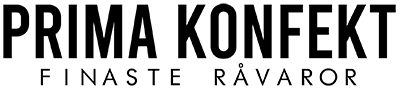 Prima Konfekt logo Mikrgrossisten